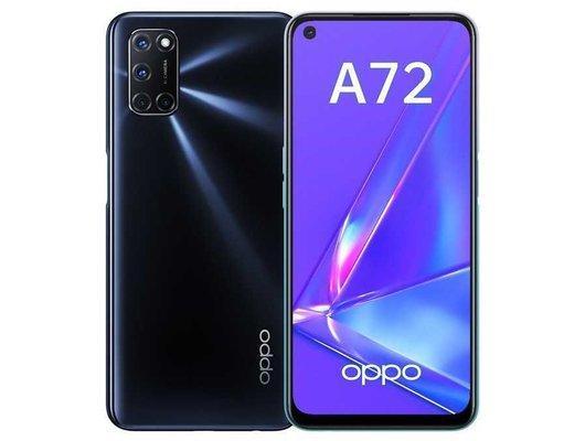 Смартфон OPPO A72 128GB Black