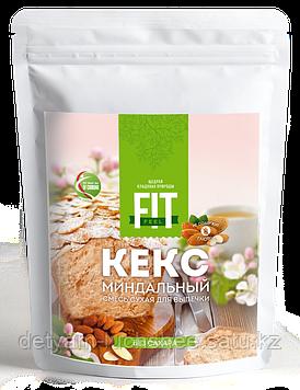Кекс миндальный без сахара (сухая смесь для выпечки), FitFeel, 200 г