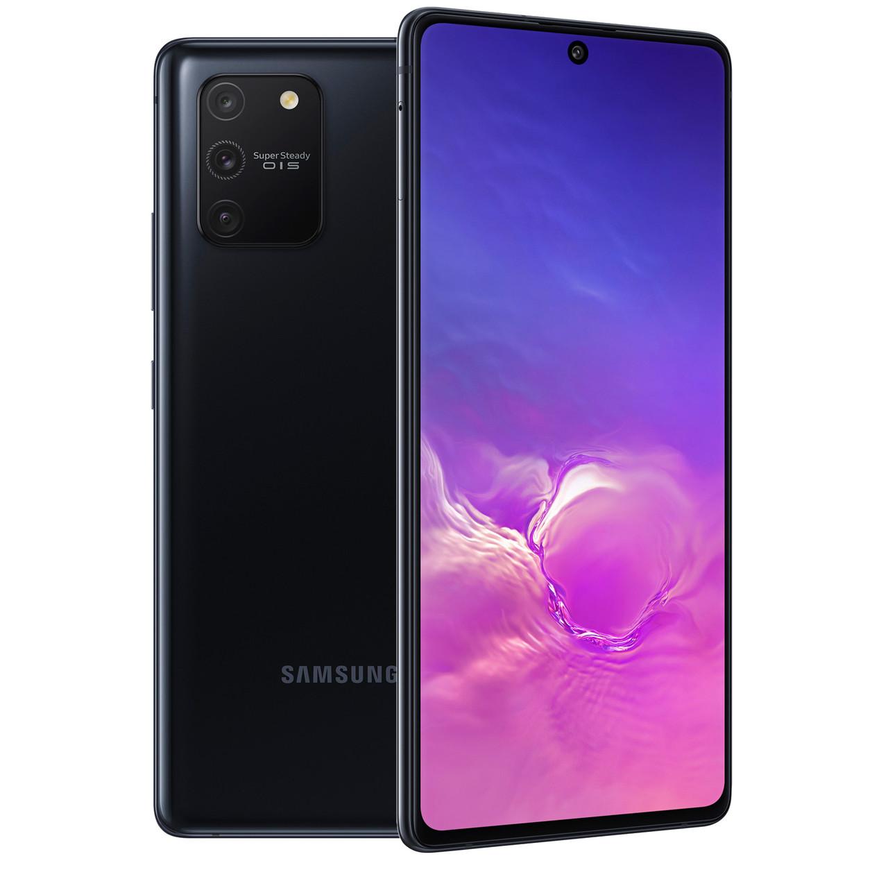 Смартфон Samsung Galaxy S10 Lite  128Gb BLACK