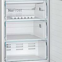 Холодильник Bosch KGN39LB32R черный, фото 3