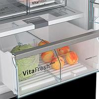 Холодильник Bosch KGN39LB32R черный, фото 4
