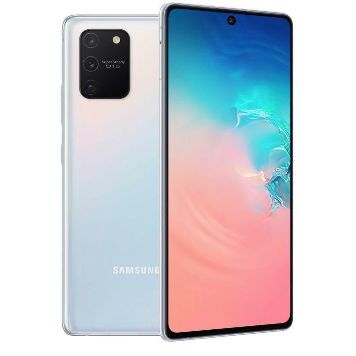 Смартфон Samsung Galaxy S10 Lite  128Gb WHITE