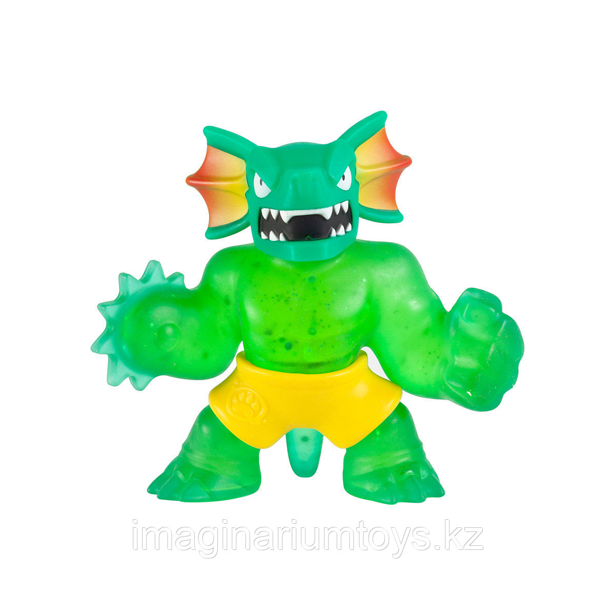 Гуджитсу Динозавр Рептавр Водная атака Goo Jit Zu - фото 3