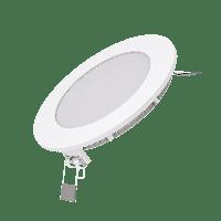 939111206 Светильник Gauss 6W 4000K круглый