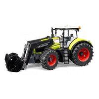 Трактор Claas Axion 950, c погрузчиком