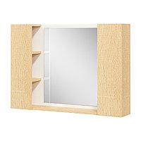 Шкаф навесной: зеркало и ниша