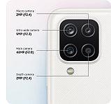 Смартфон Samsung Galaxy A12 32Gb BLACK, фото 4