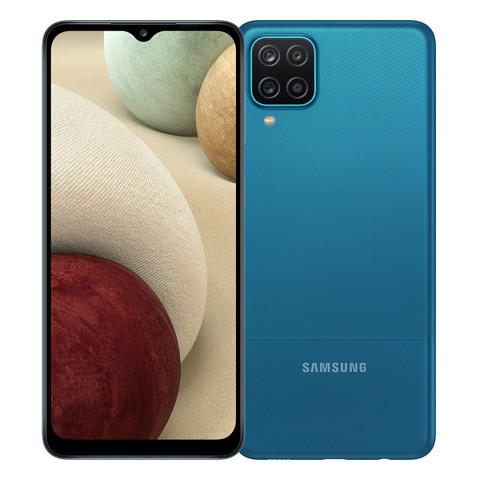 Смартфон Samsung Galaxy A12 32Gb BLUE