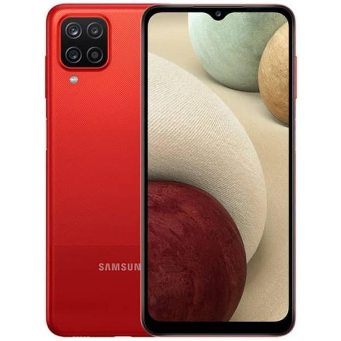 Смартфон Samsung Galaxy A12 32Gb RED