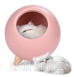 Сенсорный ночник Котенок в шаре