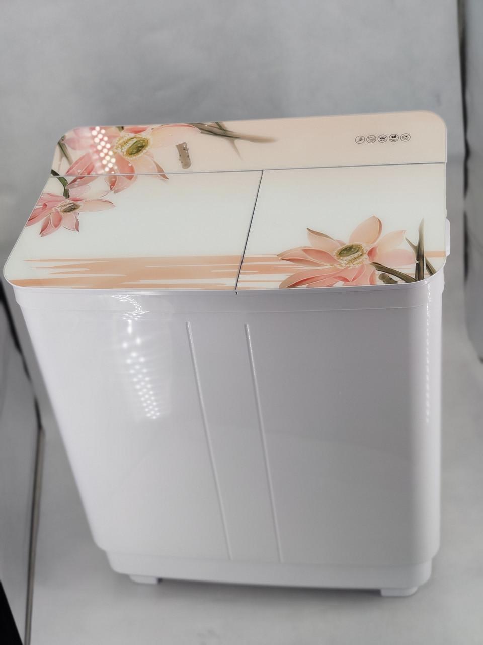 Стиральная машина ORION OWM 90-2020 9.0кг стекло