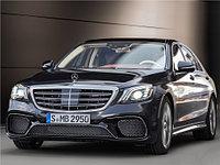 Обвес AMG S65 для Mercedes-Benz S-Class W222 рестайлинг