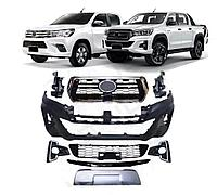 Рестайлинг комплект Toyota Hilux Revo 2016+ В Toyota Hilux Rocco