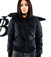 Куртка с сумкой M