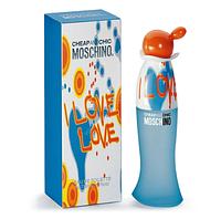 "Moschino ""I Love Love"" 100 ml (масло)"
