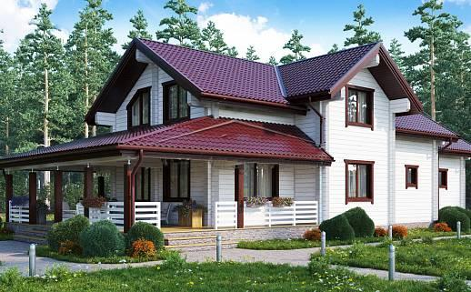 Проект дома №389