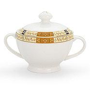 Золотая веточка чайный сервиз, фото 7