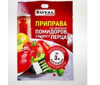 Приправа для маринования помидоров и сладкого перца 30 гр, Royal Food