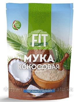 Мука кокосовая, 400 гр, Fit FEEL