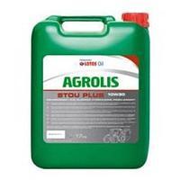 Масло LOTOS AGROLIS STOU Plus 10W30 20л для сельскохозяйственных машин