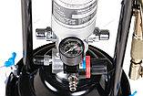 УСТАНОВКА пневматическая для раздачи густой смазки с баком 12 л, фото 3