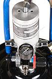УСТАНОВКА пневматическая для раздачи густой смазки с баком 20 л, фото 2