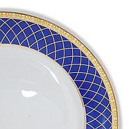 Аружан набор чайных пар (ярко-синий), фото 2