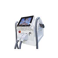 Аппарат 2в1 для элос эпиляции и удаления тату CS-XZ2