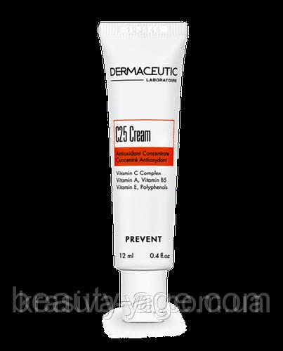 Дневной крем-антиоксидант C25 Cream