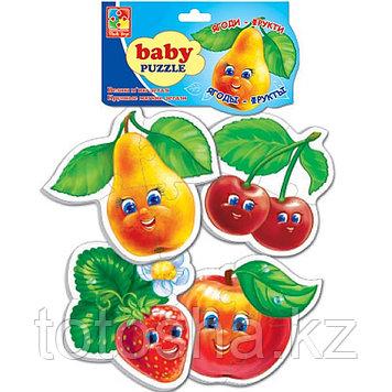 "Baby Puzzle ""Фрукты"" VT1106-04"