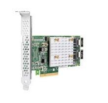 HPE 804394-B21 Контроллер Smart Array E208i-p SR Gen10 (No Cache/12G SAS/PCIe3.0 x8/2 Internal mini-SAS)