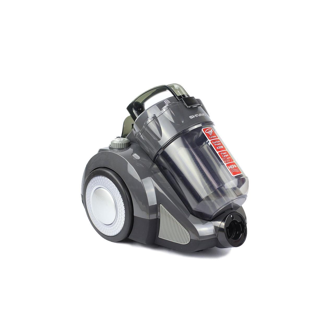 Пылесос Shivaki VCC 0220 серый