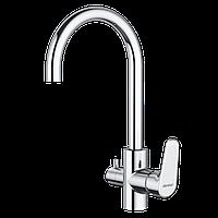 Смеситель для кухни RED BLUE 820700000 с подключением к фильтру с питьевой водой