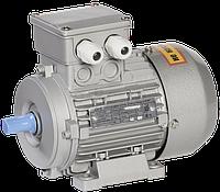 Электродвигатель асинхронный однофазный АИРе 71B4, 220В