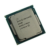 CPU Intel Pentium G5400 3,7 GHz 4Mb 2-4 Core Coffe Lake 54W FCLGA1151 Tray