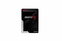 Твердотельный накопитель 128GB SSD GEIL GZ25R3-128G ZENITH R3 Series 2.5 SSD SATAIII Чтение 550MB-s, Запись