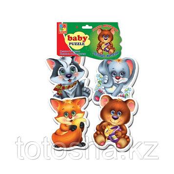"Baby Puzzle ""Лесные жители"" VT1106-09"