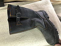 Ботинки керзовые
