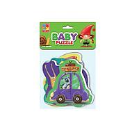 """Baby Puzzle """"Картинки"""" VT1106-66"""