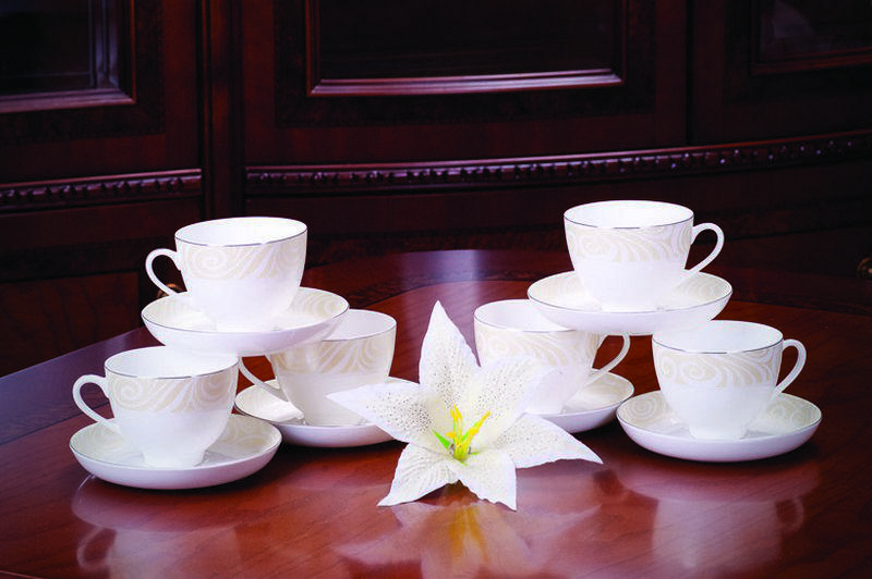 Глория набор чайных пар