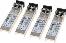 HPE C8R24B Комплект трансиверов MSA 16Gb Short Wave Fibre Channel SFP+ 4-pack Transceiver