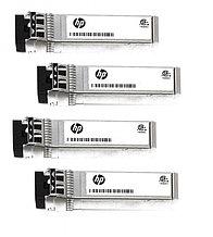 HPE C8R25B Комплект трансиверов MSA 10Gb Short Range iSCSI SFP+ 4-pack Transceiver