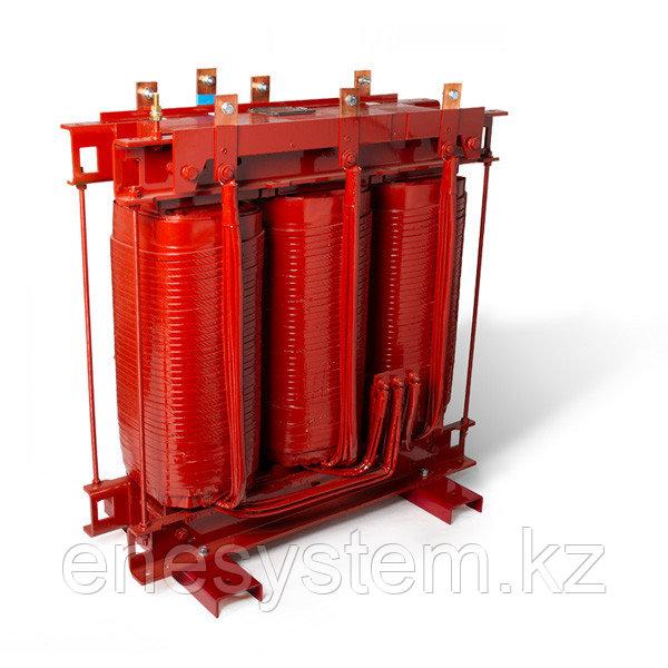 Трехфазный трансформатор к-фактора для установок с высоким уровнем гармоник серии TTFK2X