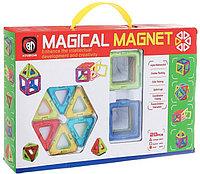 Magical Magnet: Магнитный конструктор, 20 деталей. Настольные игры новые!
