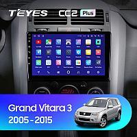 Автомагнитола Teyes CC3 4GB/64GB для Suzuki Grand Vitara 2006-2015
