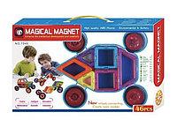 Magical Magnet: Магнитный конструктор, 46 деталей. Настольные игры новые!