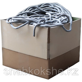 Резина шнуровая, 15кг