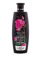 Шампунь-гель для душа мужской Rose of Bulgaria