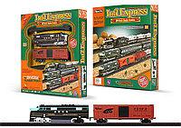 Железная дорога на батарейках Int'l Express модель NO.1604-3C