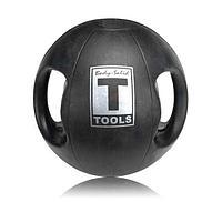 Медицинский мяч Body-Solid 20LB / 9.1 кг черный BSTDMB20